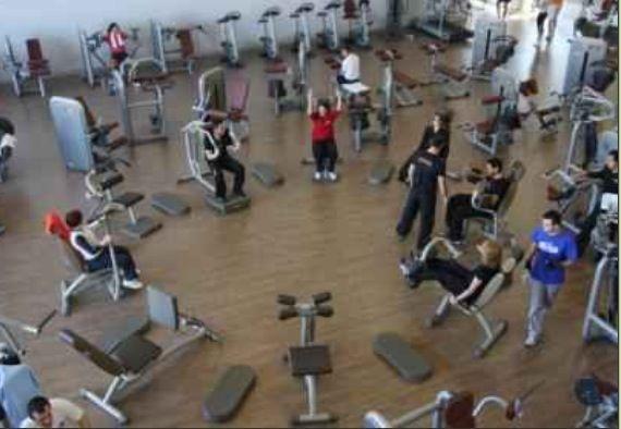 Circuito Gimnasio : Circuito fitness u gimnasio casablanca